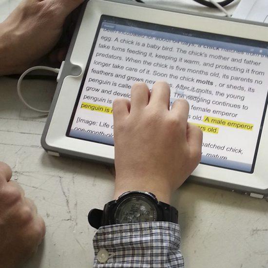 Práticas tecnológicas na educação inclusiva