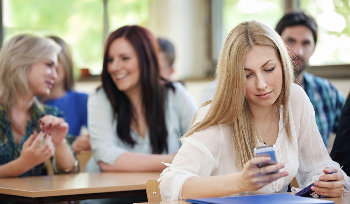 Como se conectar com alunos desconectados