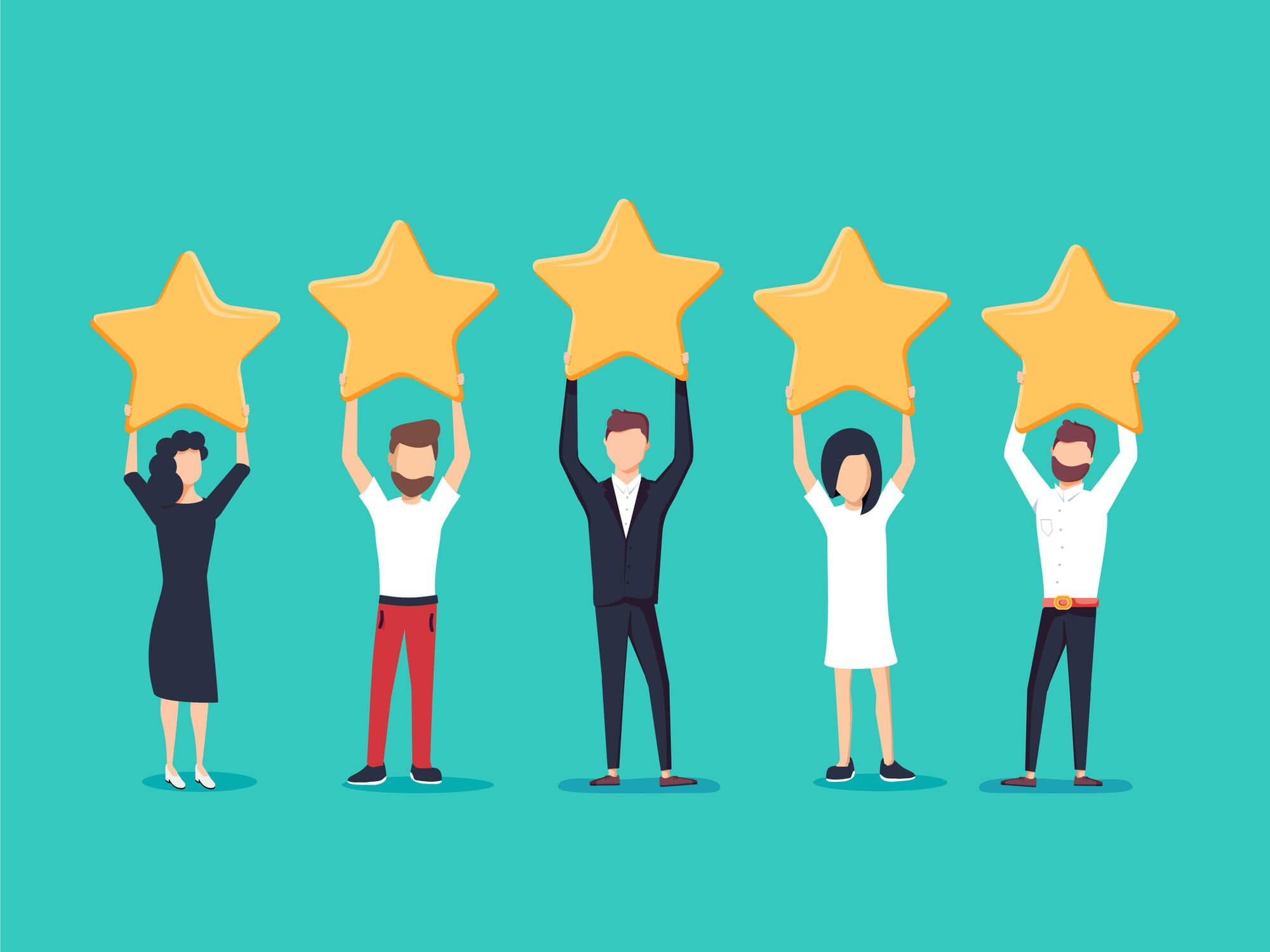 avaliação de desempenho de funcionários