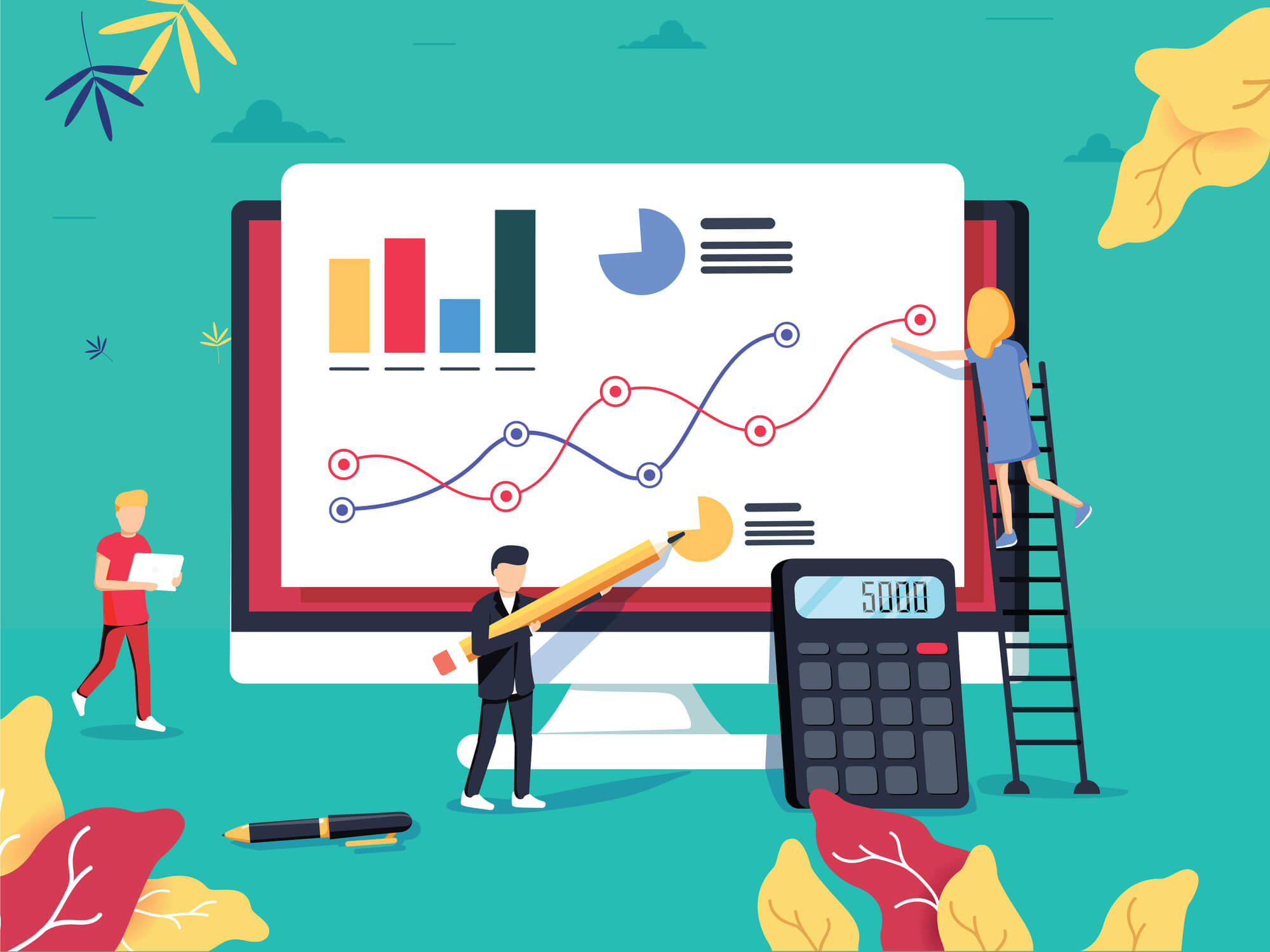 7 métricas financeiras