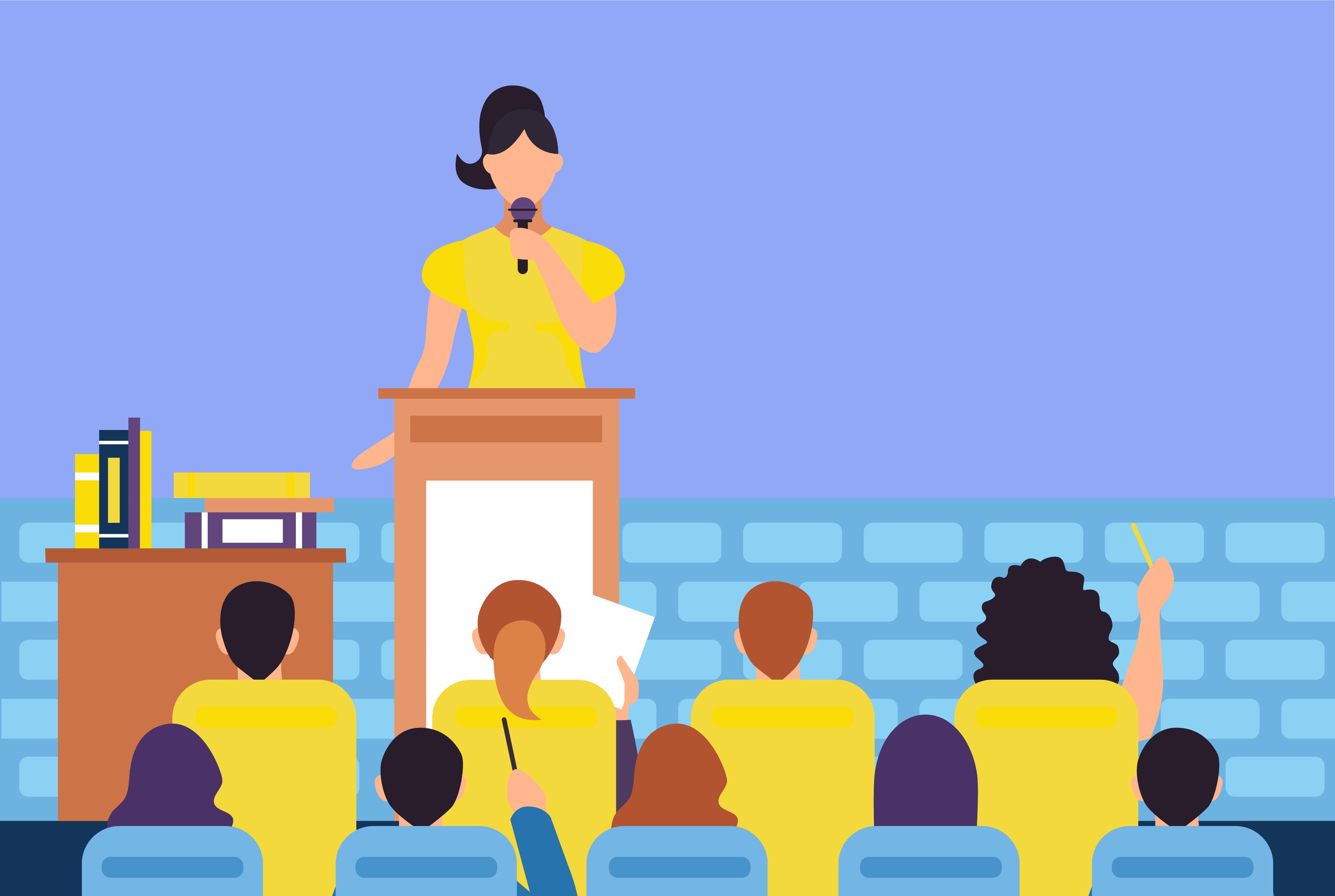 reunião de pais na escola