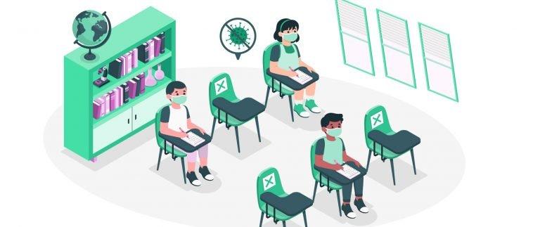 Como fica a volta às aulas presenciais depois do isolamento?